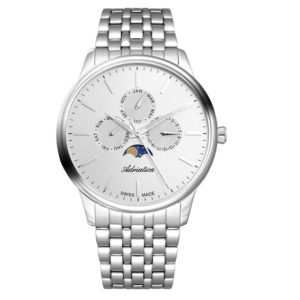 Adriatica A8262.5113QF Moonphase for him Фото 1