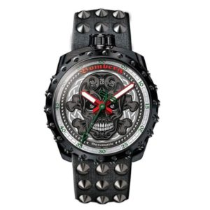 Bomberg BS45APBA.039-3.3 BOLT-68 Black Nails Badass Фото 1