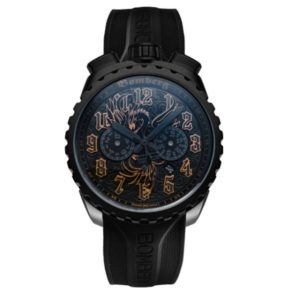 Bomberg BS45CHPBA.NJ1.3 Bolt-68 Fenix Nicky Jam Фото 1