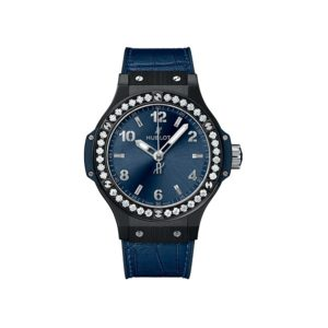Hublot Big Bang Ceramic Blue Diamonds 361.CM.7170.LR.1204 Фото 1