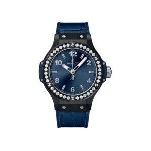 Hublot Big Bang Ceramic Blue Diamonds 361.CM.7170.LR.1204