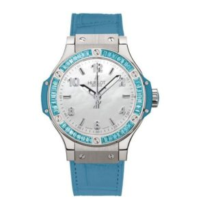 Hublot Big Bang Steel Tutti Frutti Blue 361.SL.6010.LR.1907 Фото 1