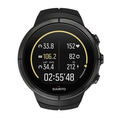 Suunto Spartan Ultra All Black Titanium SS022655000 Фото 1