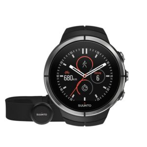 Suunto Spartan Ultra Black (HR) SS022658000 Фото 1
