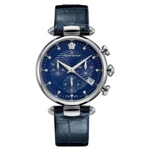 Claude Bernard 10215-3BUIFN2 Dress Code Фото 1
