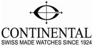 часы Continental логотип