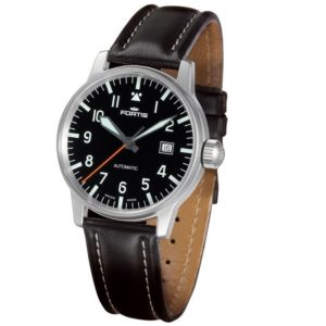 Fortis 595.11.41 L Flieger Date Фото 1