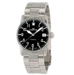 Fortis 621.10.91 M Flieger Lady