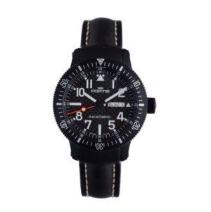 Fortis 647.28.71 L01 B-42 Black Automatic