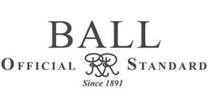часы BALL логотип