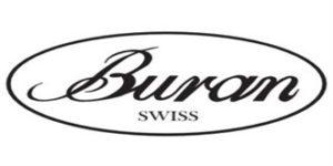 часы Buran логотип