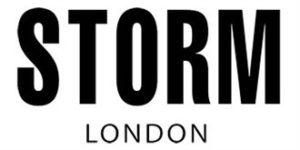часы Storm логотип