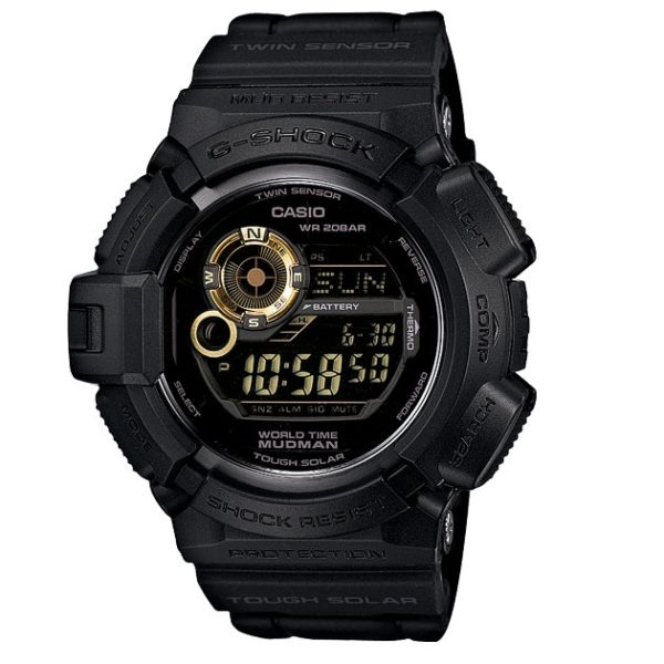 Casio G-SHOCK G-9300GB-1E Mudman Фото 1