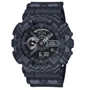 Casio G-Shock GA-110TP-1A Tribal Pattern Series Фото 1