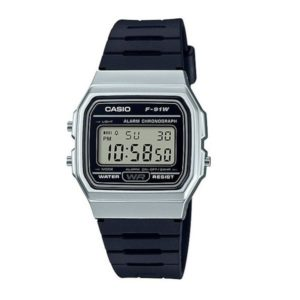 Casio Illuminator F-91WM-7A Фото 1