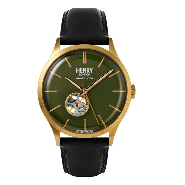 Henry London HL42-AS-0282 Heritage Automatic Фото 1