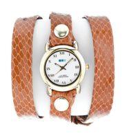 La Mer Collections LMSTW6006 Simple Caramel Snake