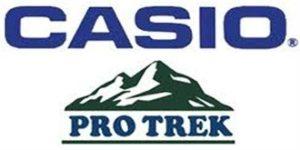 casio pro trek логотип