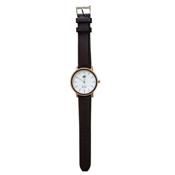 AA Watches Casual-Maple-Leather-Brown Фото 1