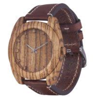 AA Watches S4-Zebrano Woodcube