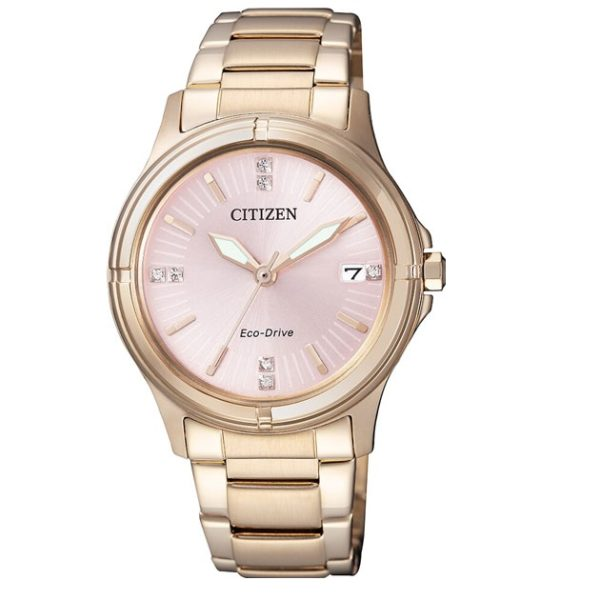 Citizen FE6053-57W Elegance Фото 1