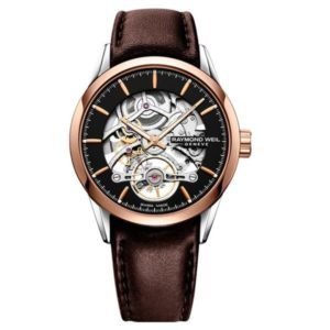 Raymond Weil 2785-SC5-20001 Freelancer Skeleton Фото 1