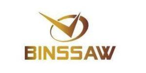 часы Binssaw логотип