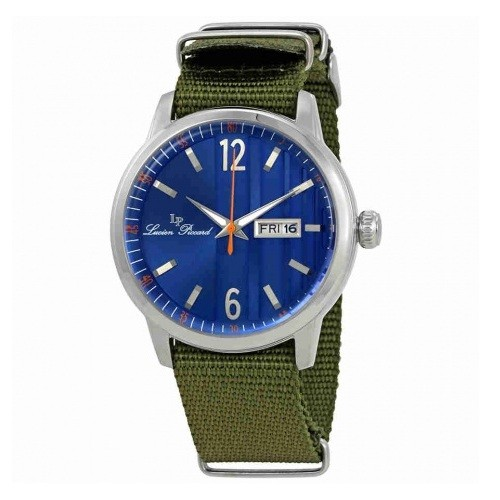 Lucien Piccard 40027-03-GRNS Milanese Фото 1