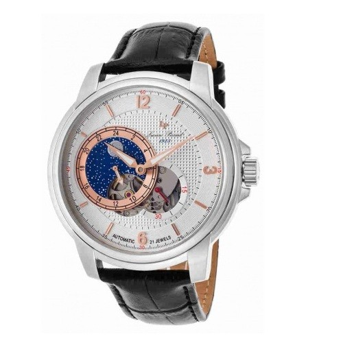 Lucien Piccard LP-15156-02S-RA Nebula Moon Accent Фото 1