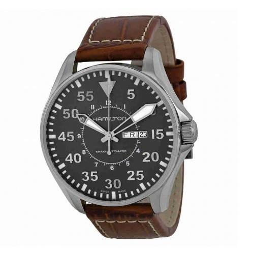 Hamilton H64715885 Khaki Aviation Pilot Фото 1