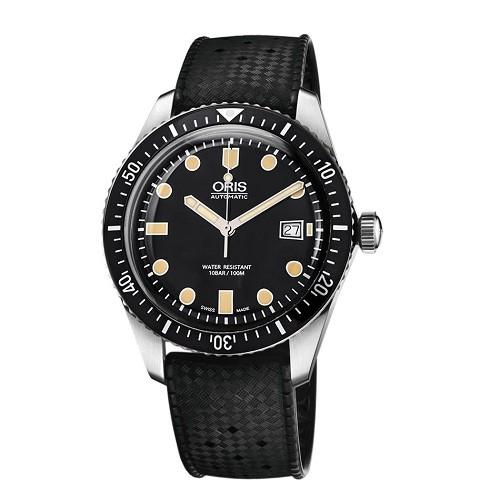 Oris 733-7720-40-54RS Divers Sixty-Five Фото 1