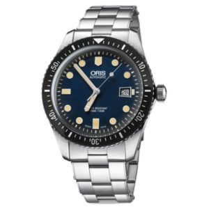 Oris 733-7720-40-55MB Divers Sixty-Five Фото 1