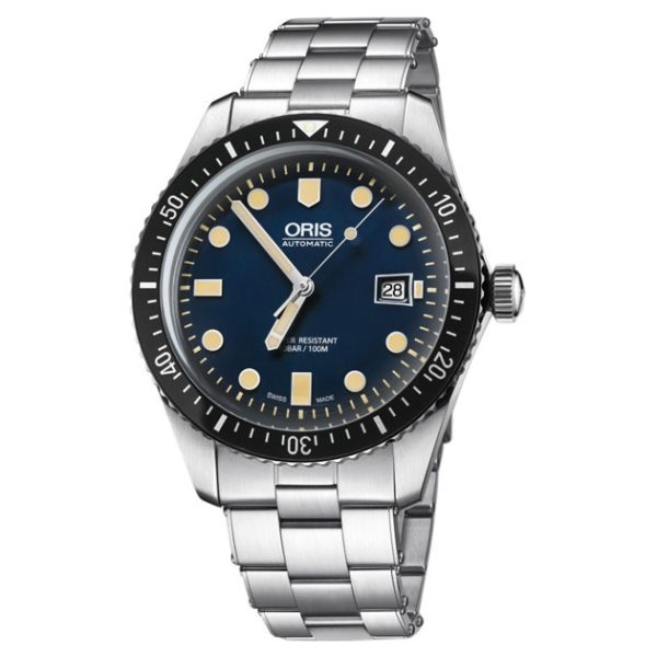 Oris 733-7720-40-55MB Divers Sixty-Five Фото 1