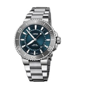 Oris 733-7730-41-25MB Aquis Source of Life Фото 1
