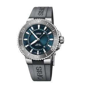 Oris 733-7730-41-25RS Aquis Source of Life Фото 1