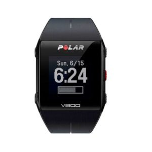 Polar V800 HR Black/black Фото 1