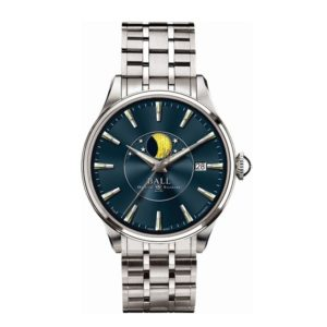 BALL NM3082D-SJ-BE Trainmaster Moon Phase