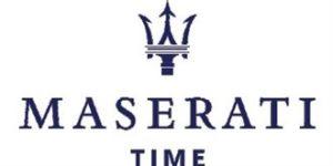 часы Maserati логотип