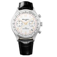 William L. WLAC01BCORCN Vintage Style Chronograph Фото 1