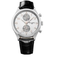 William L. WLAC02GOCN Vintage Style Small Chronograph Фото 1