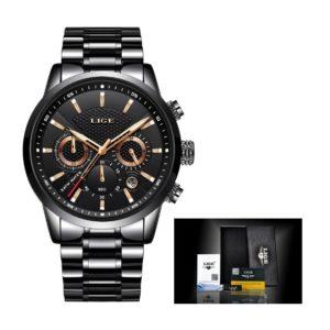 Наручные часы Lige 9866