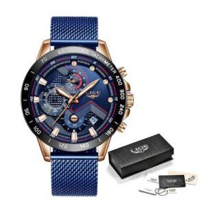 Наручные часы Lige 9929