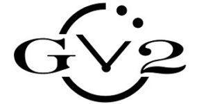 часы gv2 логотип