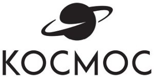 часы космос логотип