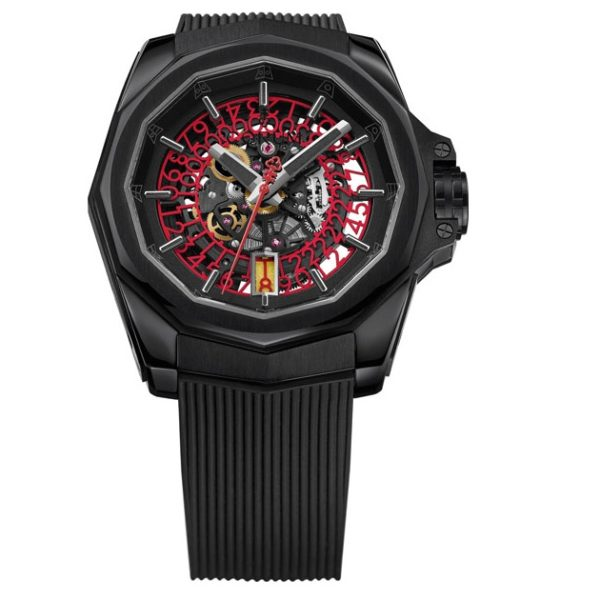 Corum 082.406.95/F371-NO10 Admiral's Cup AC-One Squelette Фото 1