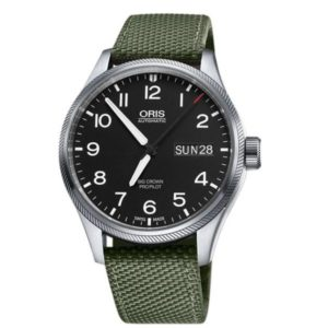 Oris 752-7698-41-64FC Big Crown ProPilot Day Date Фото 1