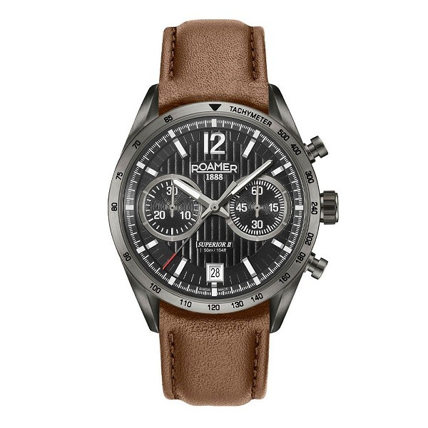 Roamer 510.818.45.54.08 Superior Chrono II Фото 1