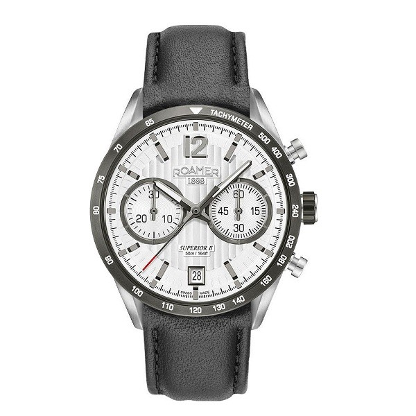 Roamer 510.902.41.14.08 Superior Chrono II Фото 1