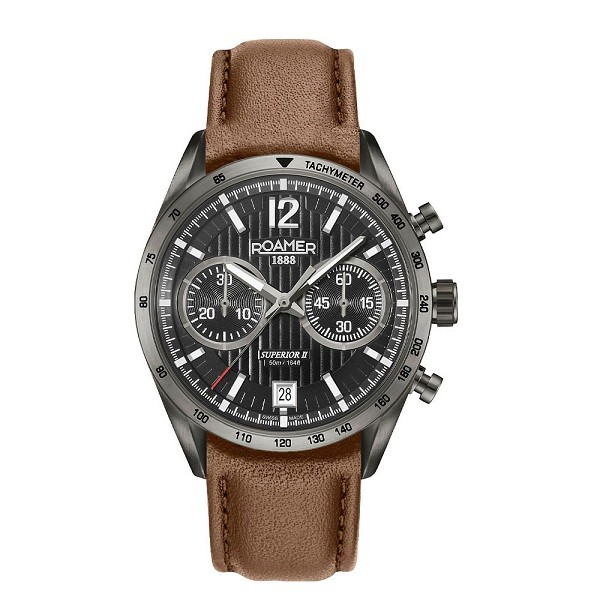 Roamer 510.902.45.54.08 Superior Chrono II Фото 1