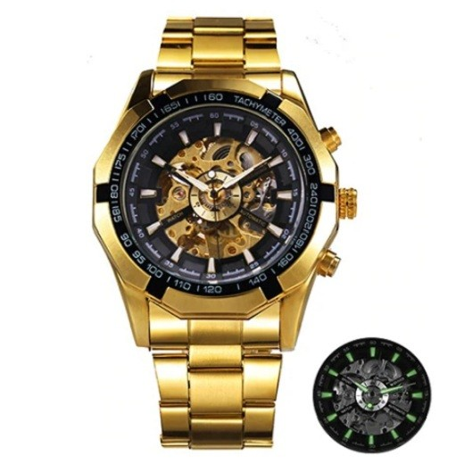 Winner Skeleton 188 Gold Фото 1